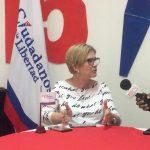 ¨Acusar a los partidos políticos liberales de financiar a los paramilitares es lo más absurdo¨ Kitty Monterrey