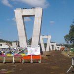 Alcaldía de Managua aún no concluye construcción de  paso a desnivel de Las Piedrecitas y Siete Sur