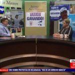 """Kitty  Monterrey  comparece en el programa """"Jaime Arellano en la Nación"""""""