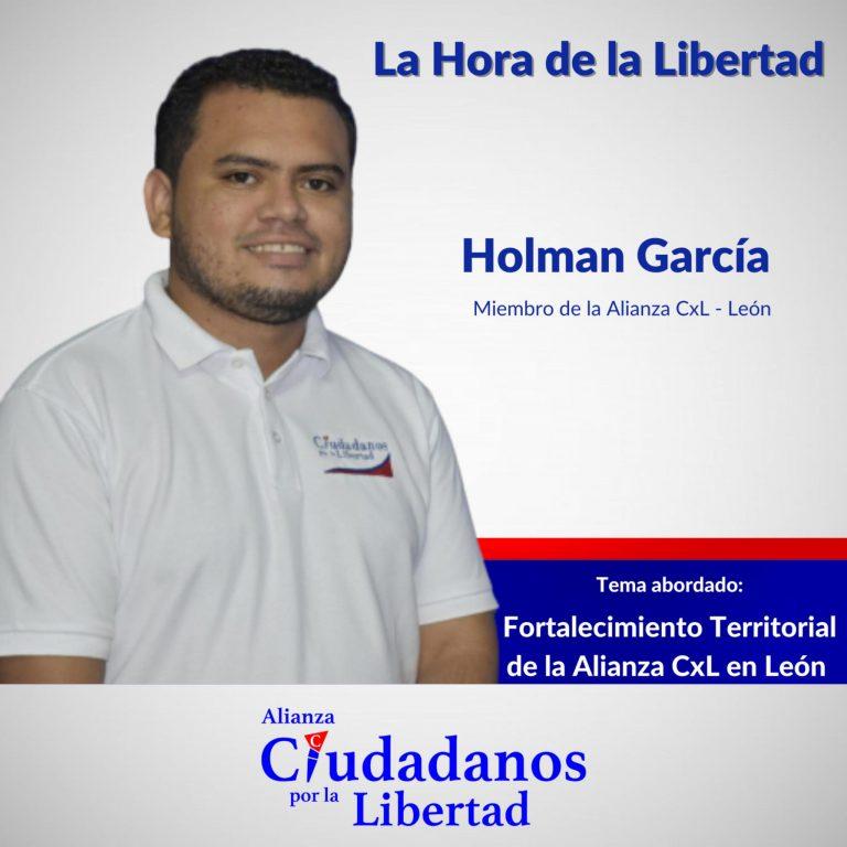 La Hora de la Libertad – 16.07.2021. Nicaragua.